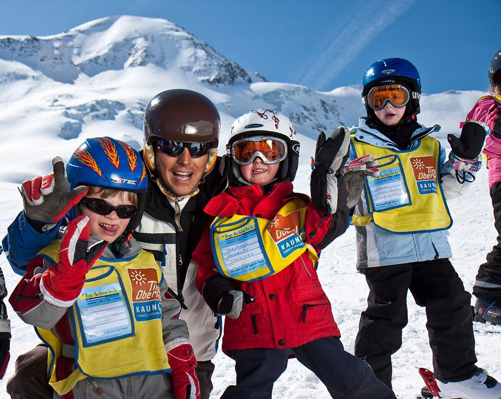 Skischule Kaunertal
