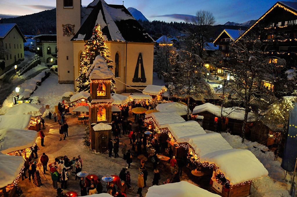 Weihnachtsmarkt Seefeld