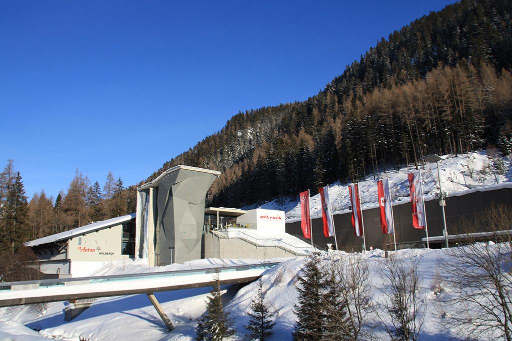 Sport- und Kletterzentrum arl.rock