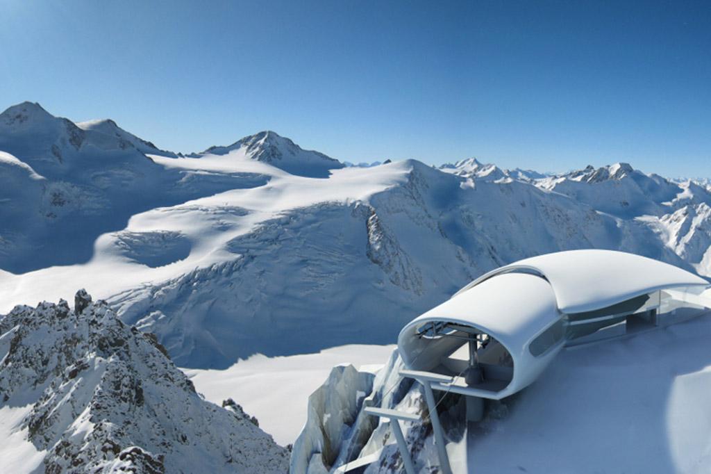 Pitztaler Gletscherbahnen
