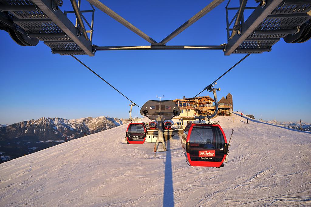 Bergbahn Hohe Salve
