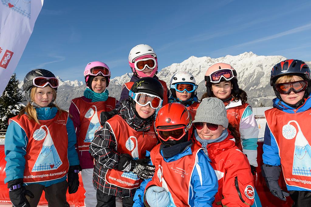 Ski im Karwendel