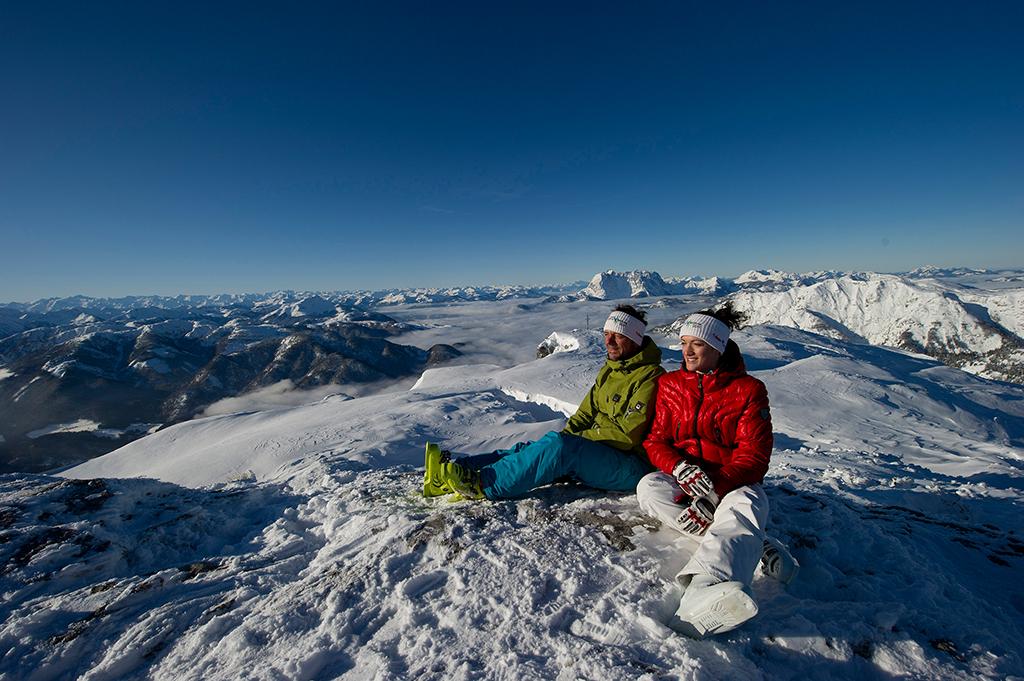 Steinplatte Ski