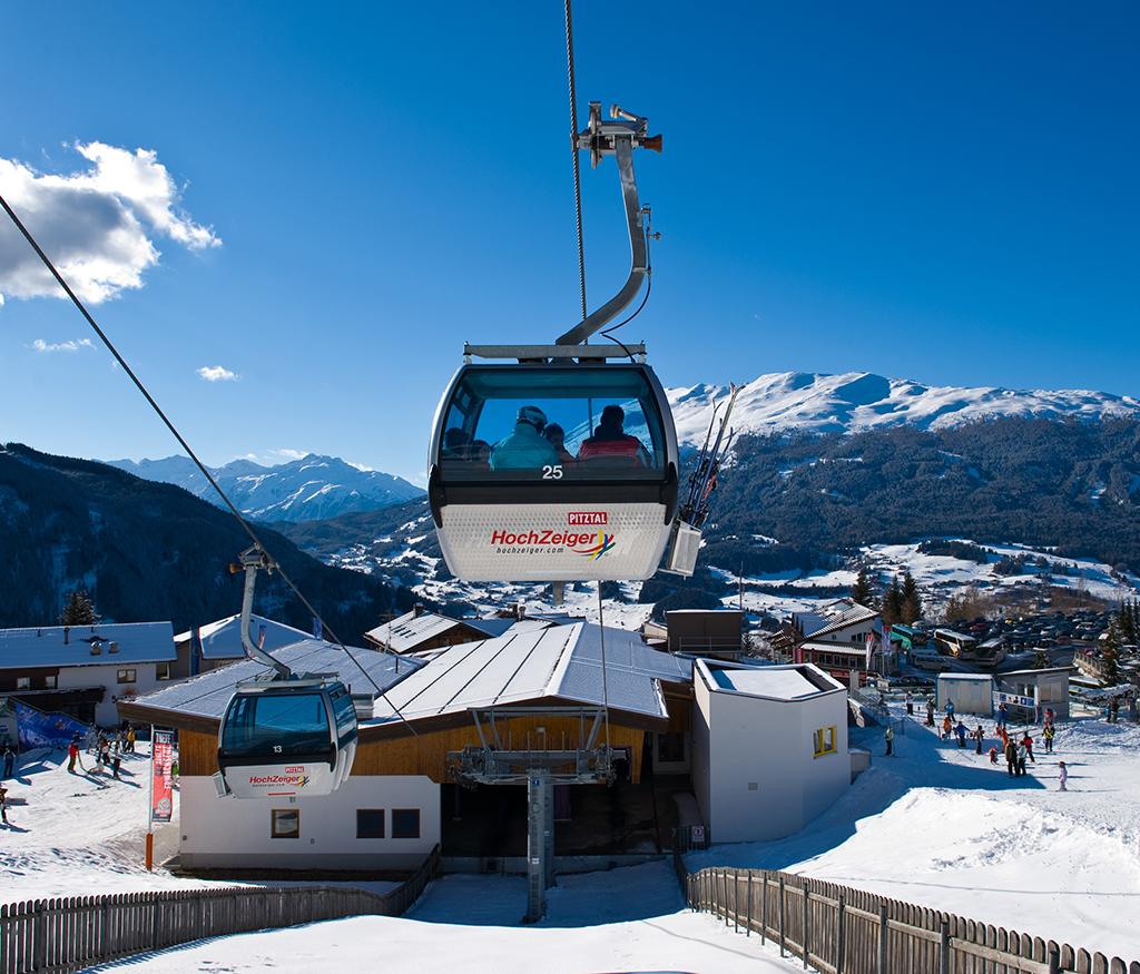 Hochzeiger Ski