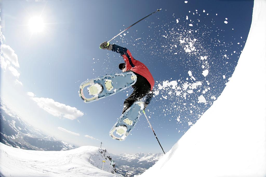 Schneeschuhwandern Kitzbüheler Alpen