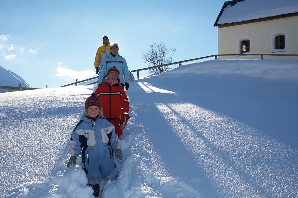 Tannheimer Tal Winterwandern