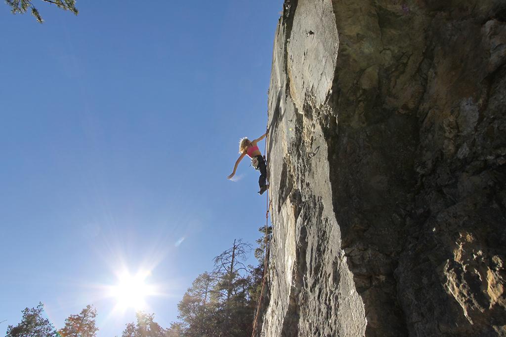 Klettern in der Ferienregion Imst