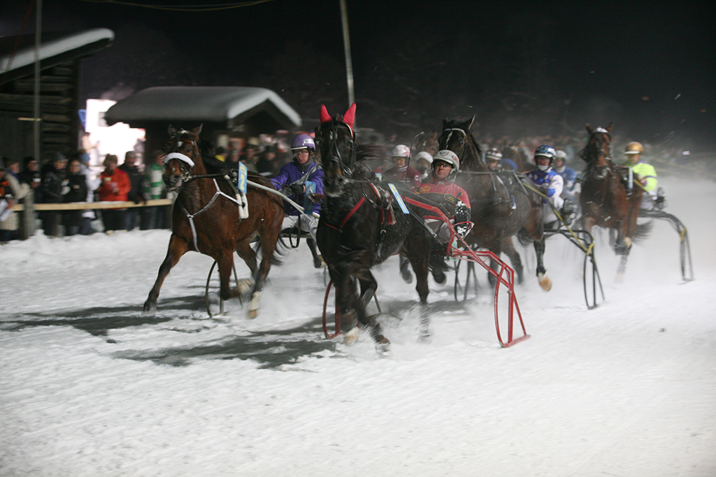Pferderennen Kirchberg