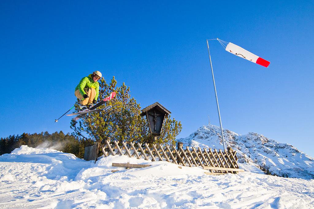 St Johann im Pongau Skigebiet