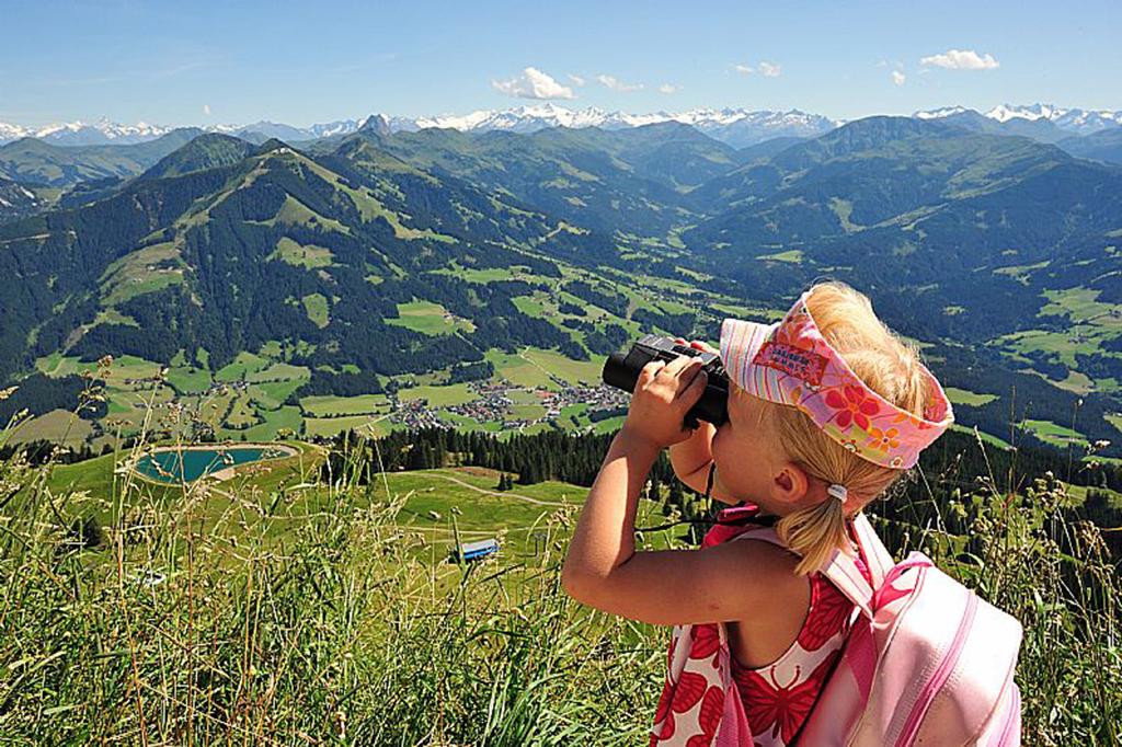 Hohe Salve in Tirol