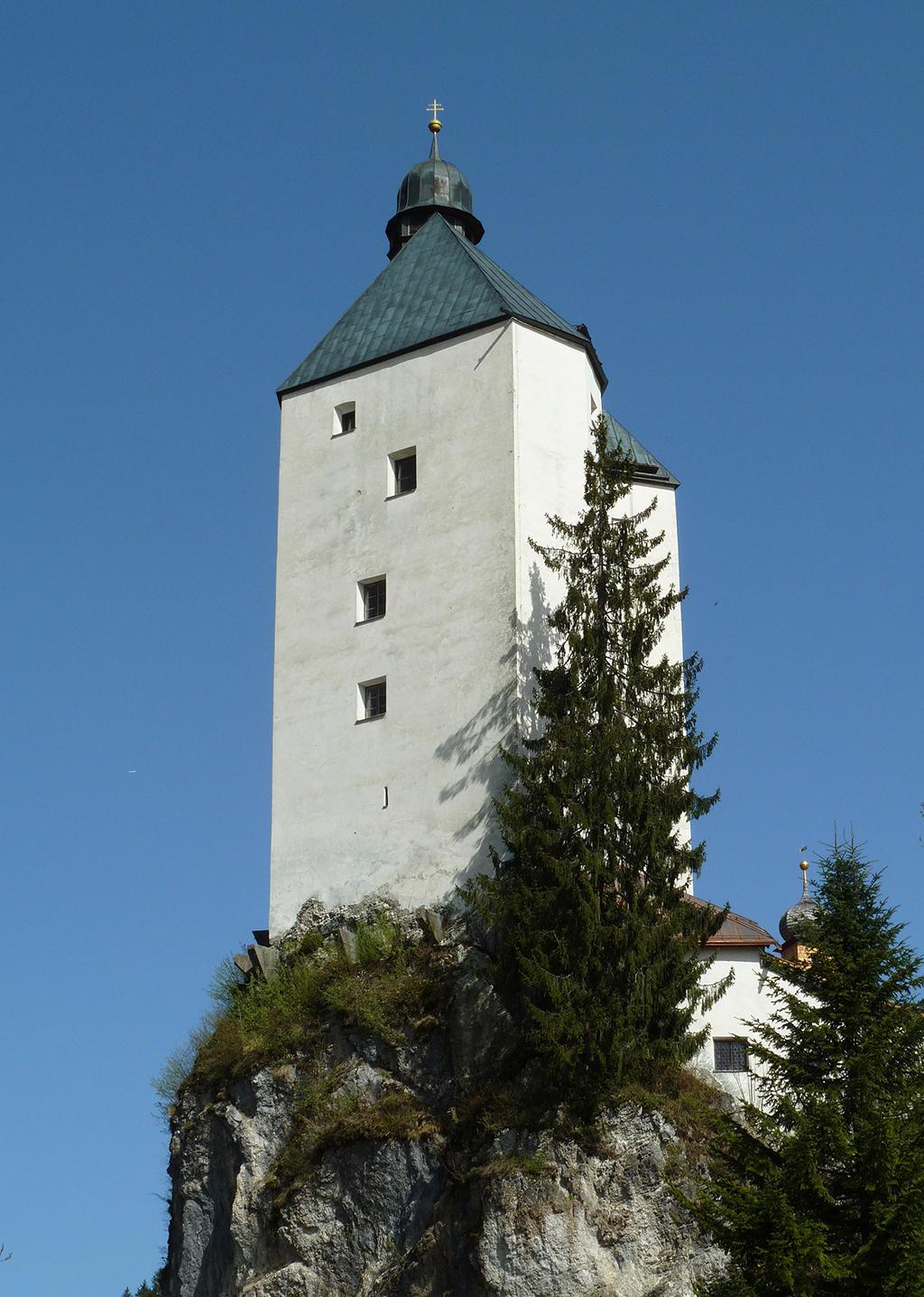 Wallfahrtskirche in Tirol - Mariastein