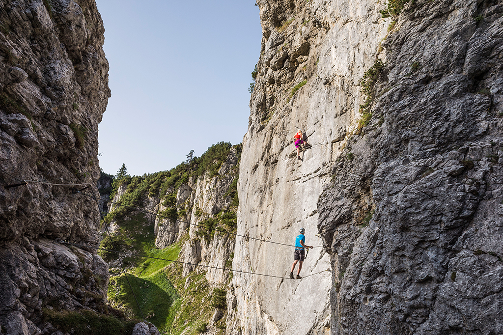 Bergsportwoche Wilder Kaiser