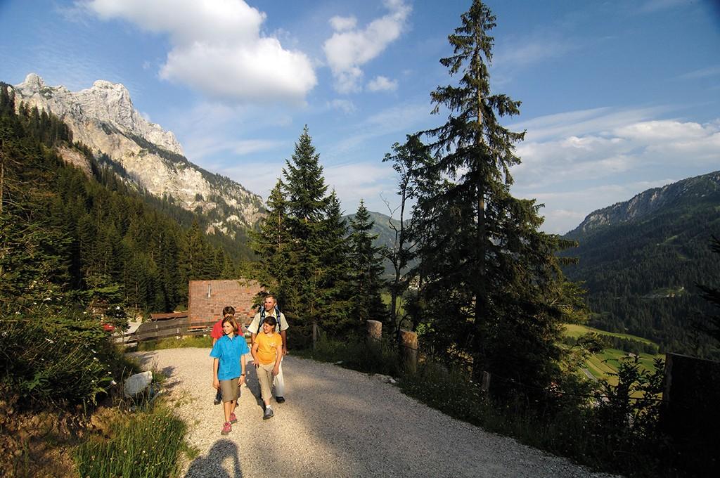 Wanderung Tannheimer Tal