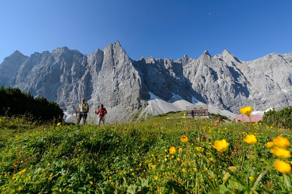 Silberregion Karwendel