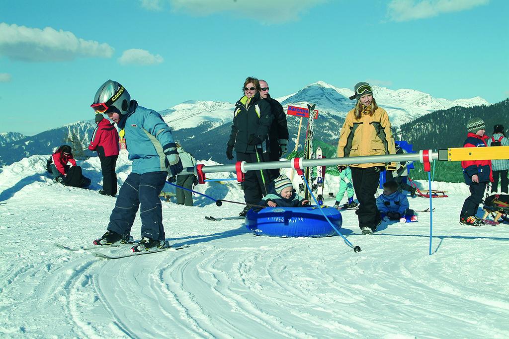 Skiarena Wipptal in Tirol