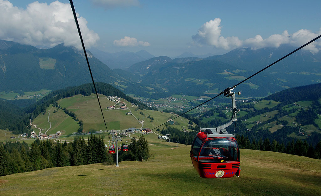 Hohe Salve Kitzbühler Alpen