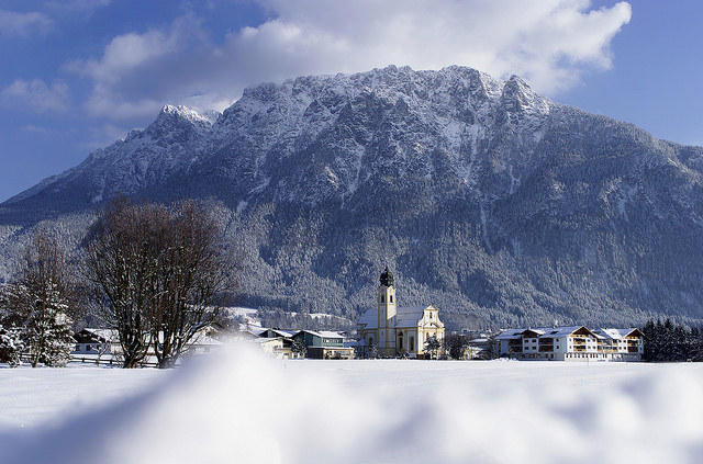 Winter in Kufstein