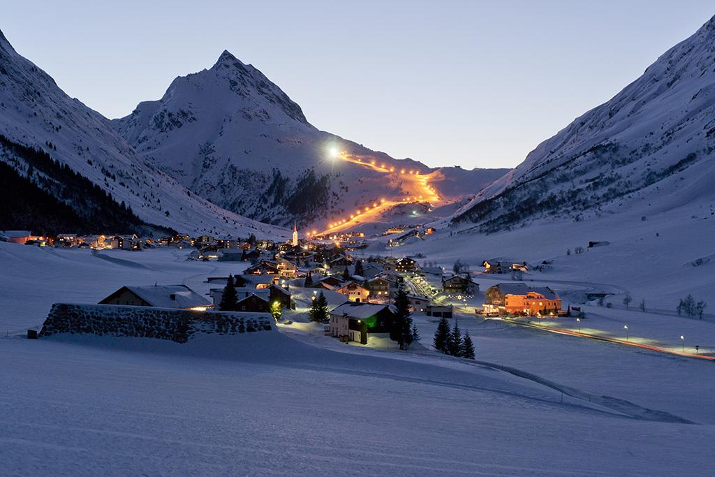 Galtür in Tirol