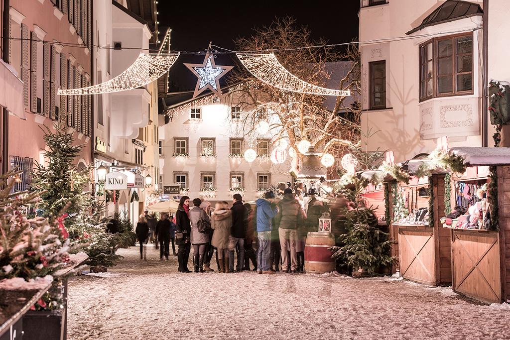 Kitzbüheler Weihnachtsmärkte
